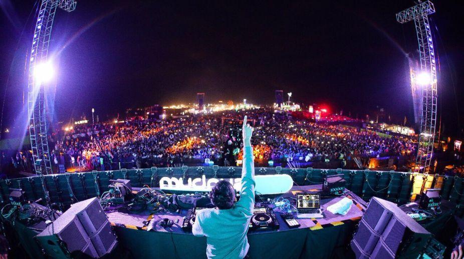 Ola Sunburn Music Festival, Prime Minister, Narendra Modi, Salman Khan, Quirky Visuals, DJ Nucleya
