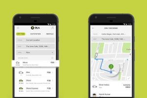 Ola launches 'Lite' version of its app, consumes less than 1MB space