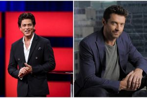 Hugh Jackman inspires us with his performances: SRK