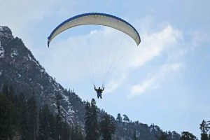 Miracle and surgery see UK paraglider defy death