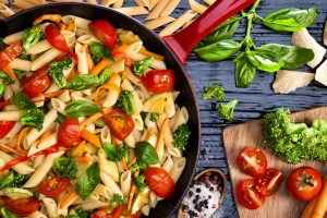 Weekend Recipe- Colourful Pasta Salad