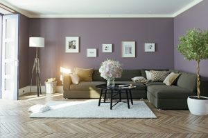 Decorate small apartments smartly
