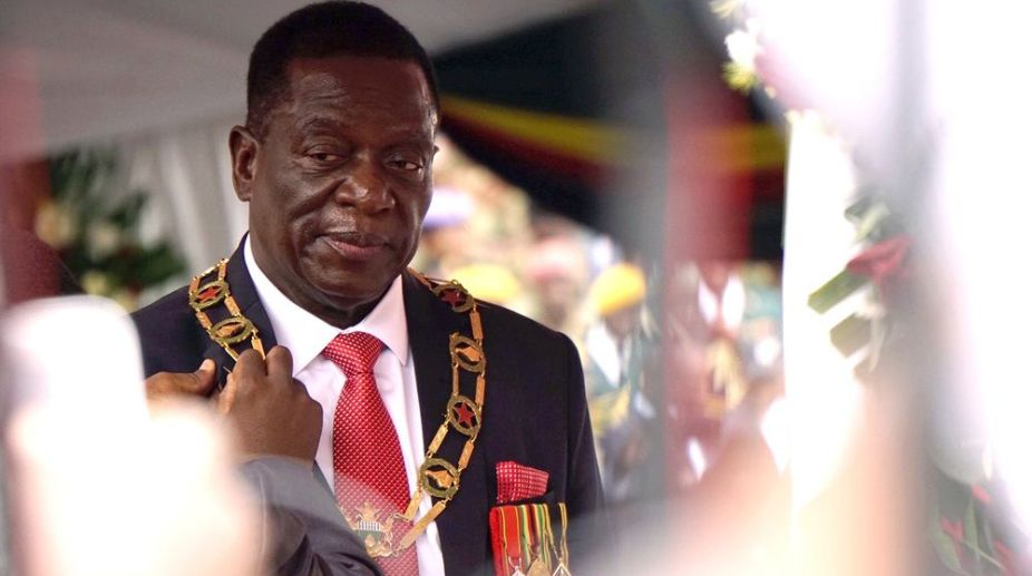 Zimbabwean, Cabinet ministers, President, Emmerson Mnangagwa