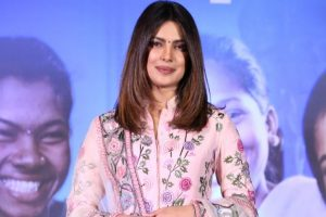 I am just an instrument of change: Priyanka Chopra