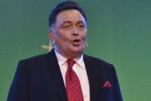 Rishi Kapoor objects to journalists at launch of book on Raj Kapoor