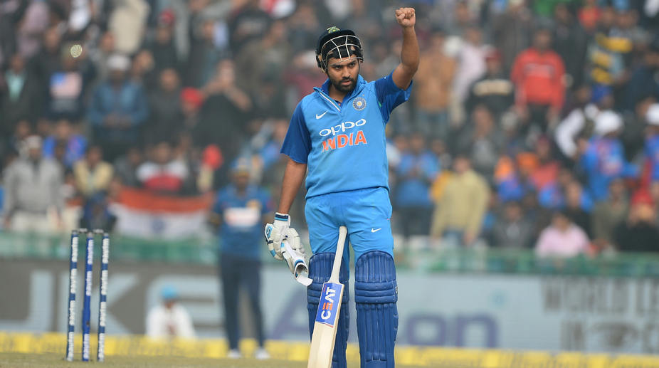 Rohit Sharma, India, ODI, ICC, Sri Lanka