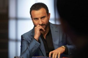 Will be a better actor in English: Saif Ali Khan