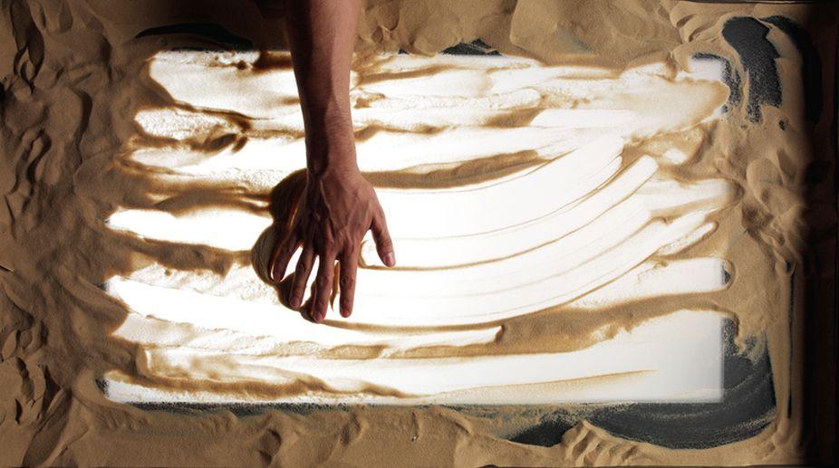 online course, sand art, IGNOU, professional training
