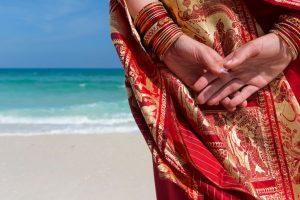 Look modish with these stylish saree draping ideas!