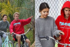 Justin Bieber, Selena Gomez behaving like 'lovesick school kids'