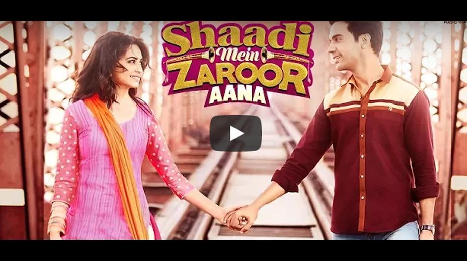 Shaadi Mein Zaroon Aana, Rashtrapati Bhavan