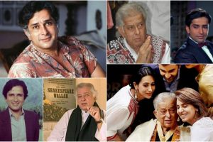 Bollywood pays last respects to 'the gentleman' Shashi Kapoor