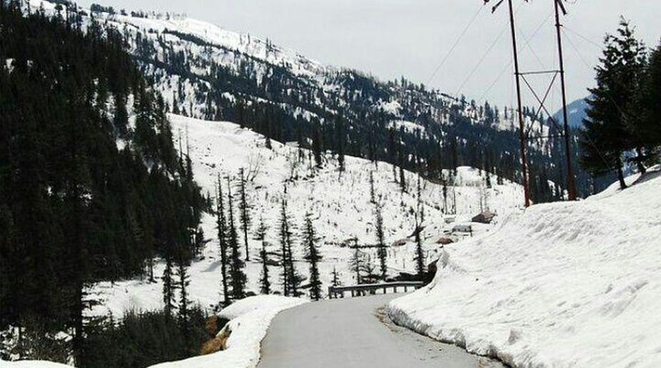 Snowfall, Manali, Winters, Temperature