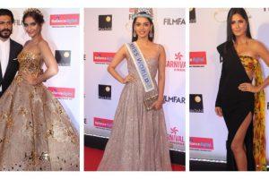 Starry night: Sonam Kapoor, Manushi Chhillar, Katrina make heads turn