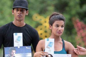 Baseer Ali, Naina Singh win 'Splitsvilla X'