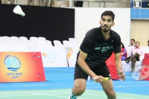 Chinese shuttlers are scared of us now, claims Kidambi Srikanth