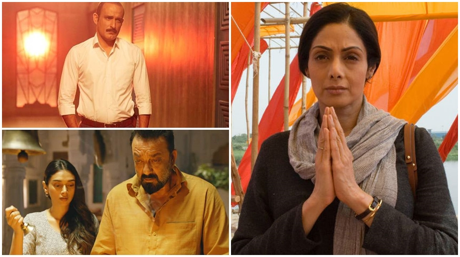 Sanjay Dutt, Akshaye Khanna, Sridevi