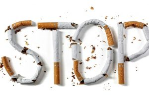 40 pc quit smoking after getting enrolled in NTQLS