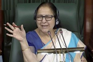 Modi govt trying to bulldoze financial business, oppn tells Speaker