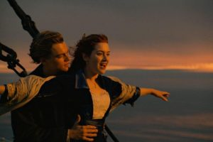 'Titanic became a success as it shook people up'