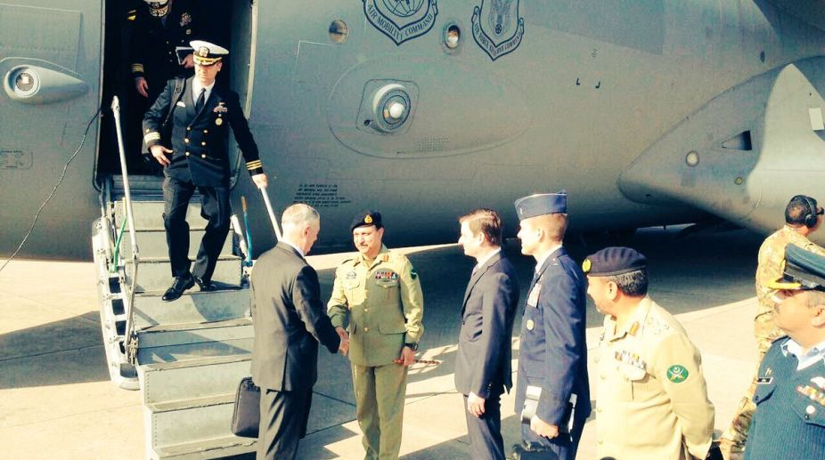 Pakistan, US Defense Secretary, James Mattis, Prime Minister, Shahid Khaqan Abbasi