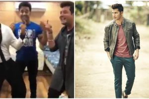 "WATCH: Varun Dhawan hilarious dance with Fukrey Retuns's ""Choocha"""