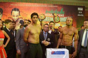 Vijender beats Amuzu to continue unbeaten run in pro-boxing