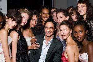 Zac Posen strives to make fashion industry 'safe place'