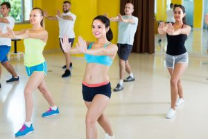 Zumba dance may help improve quality of life