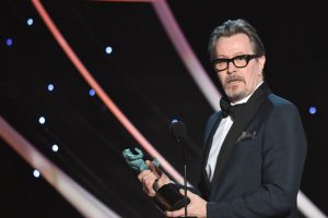 Gary Oldman's son defends him against abuse allegations
