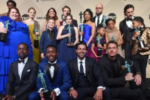 'Three Billboards…', 'Veep', 'This Is Us' win big at SAG Awards
