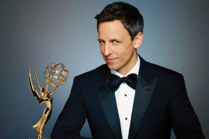Globes host Seth Meyers will address sexual harassment scandal