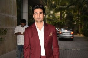 I believe in doing my own thing : Rajeev Khandelwal