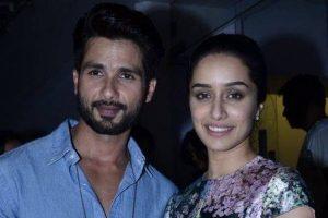 Shraddha Kapoor to reunite with Shahid in 'Batti Gul Meter Chalu'