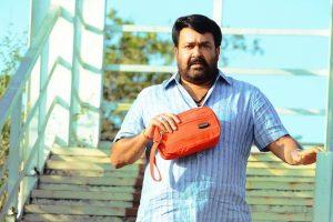 Mohanlal shoots new film  in Mumbai
