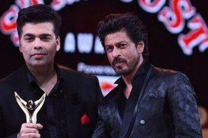 SRK is a very inspiring parent: Karan Johar