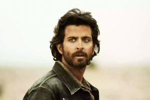 Hrithik Roshan plays mountaineer Arjun Vajpai in ad campaign