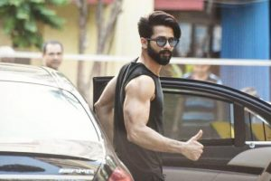 Watch: Shahid Kapoor recreates 'Haider' moment in this funny video