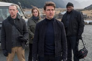 'Fallout' is title of new 'Mission: Impossible' film