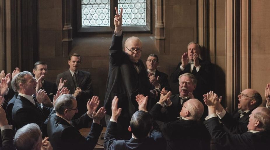 Anthony McCarten, Darkest Hour, Winston Churchill