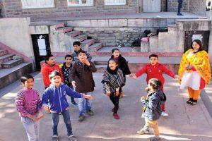 Theatre workshop in Shimla sensitises children on social issues