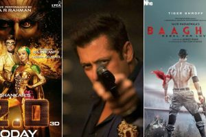 From 'Race 3' to 'Total Dhamaal': 2018 the year of sequels