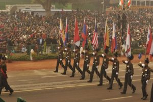 Republic Day 2018: When patriotism rode, flew, marched past Rajpath