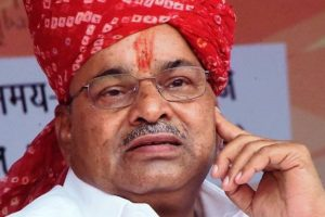 Himachal minister meets Gehlot for funds