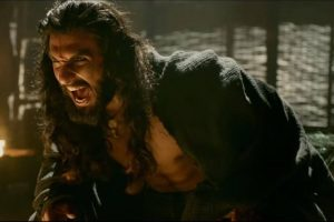'Padmaavat': Ranveer Singh excels with his iconic performance