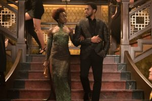 'Black Panther' makes it to top three grossers ever in US