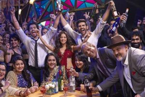 'Dil Chori' tops chartbusters on New Year's Eve