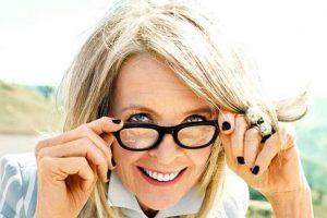 Diane Keaton 'believes' Woody Allen