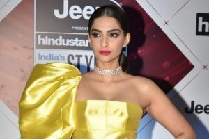 By educating girls, we empower them to feel confident: Sonam Kapoor