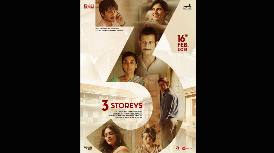 Fukrey Returns, 3 Storeys